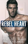 COVER REVEAL: Rebel Heart by Penelope Ward & Vi Keeland