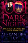 EXCLUSIVE EXCERPT: Sacrifice of Darkness by Alexandra Ivy