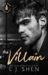 COVER REVEAL: The Villain by L.J. Shen