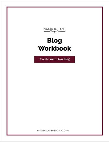 blog workbook