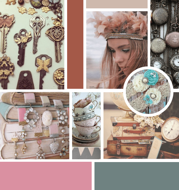 Inspiration Board for Iseul Park