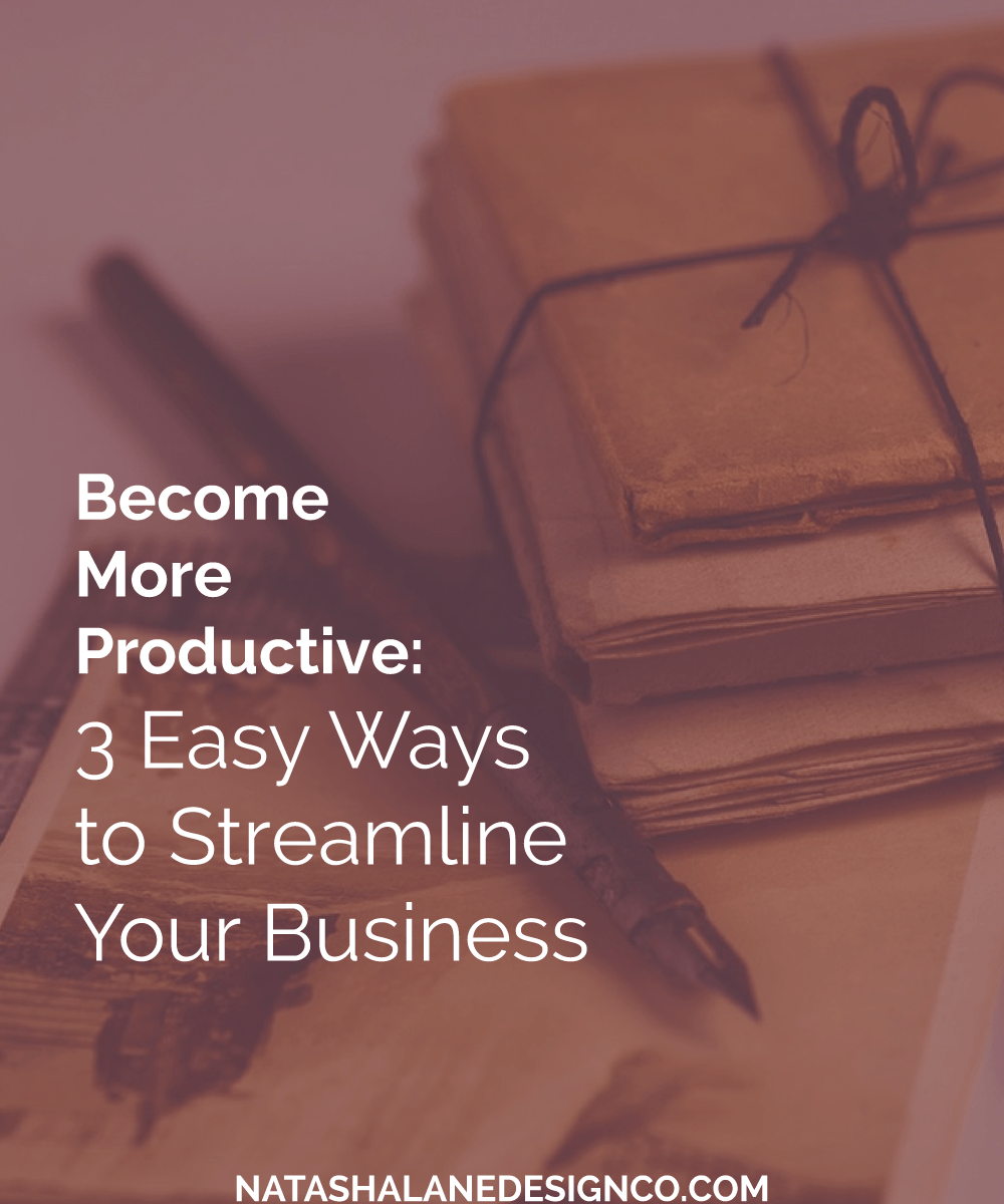 Streamline Your Business