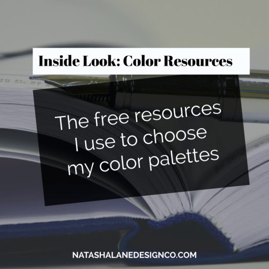 Inside Look: Color Resources