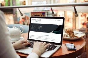 brand x web design website