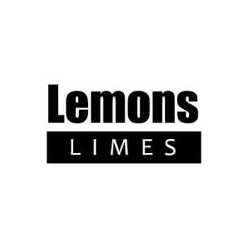 lemoLemons Limes Logo x Branding Template