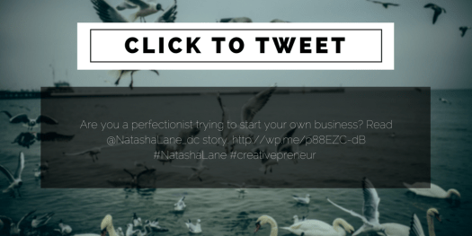 Click to tweet- Starting your own business