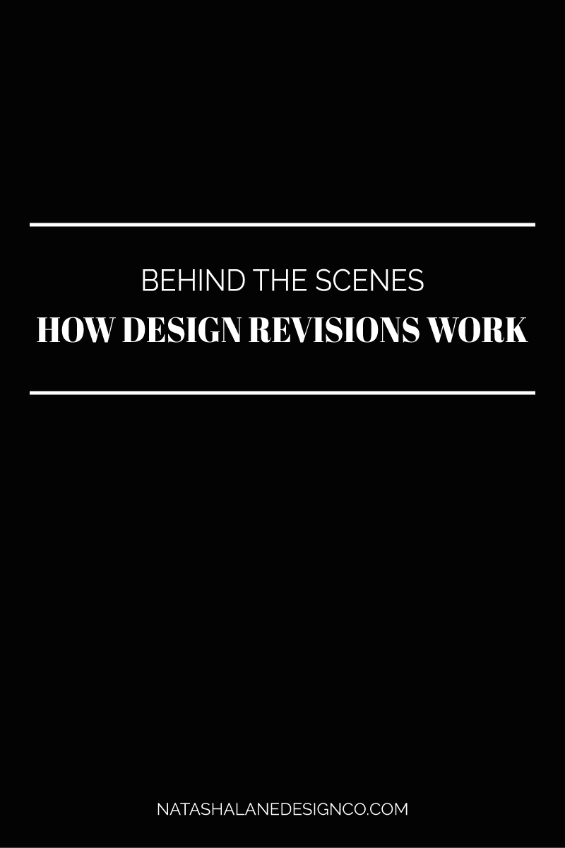 How Design Revisions Work