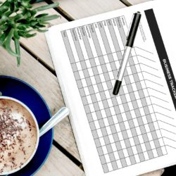planner business tracker