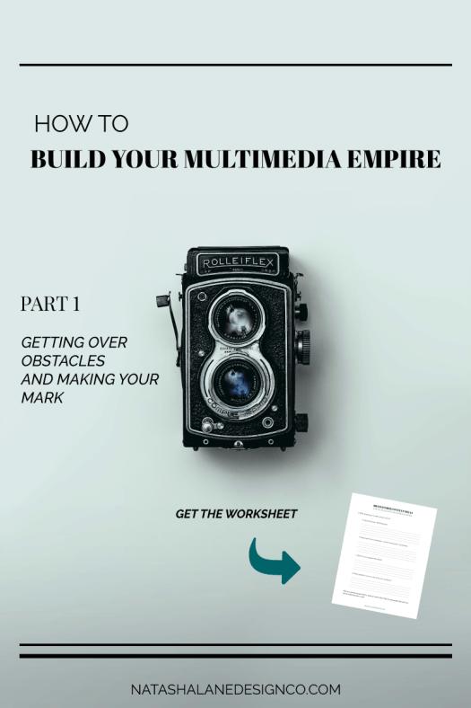 build your multimedia empire