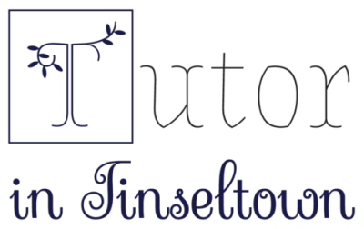 Brand x Web Design for Tutor in Tinseltown main logo