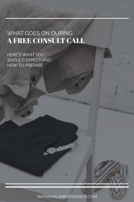 free consult call