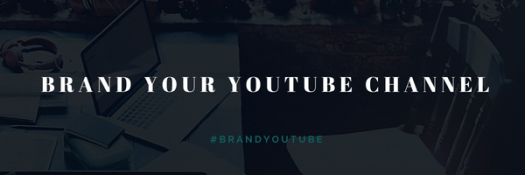 brand your youtube channel email header