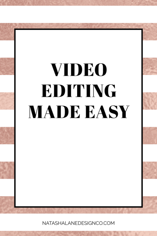 QUICK AND EASY WAY TO EDIT VIDEOS FOR YOUR BUSINESS