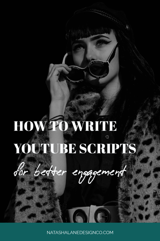 How to write youtube scripts for better engagement