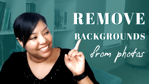 HOW TO REMOVE BACKGROUNDS FROM PHOTOS USING ADOBE PHOTOSHOP thumbnail