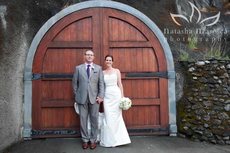 Wente Vineyards Wedding Livermore