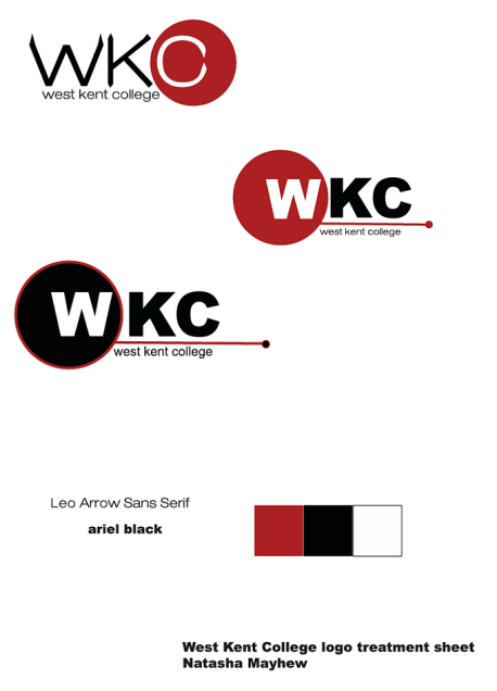 WEST KENT COLLEGE BRANDING COMPETION