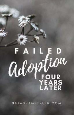 Failed Adoption