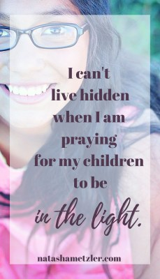 One Thing You Need to Be Praying Over Your Kids