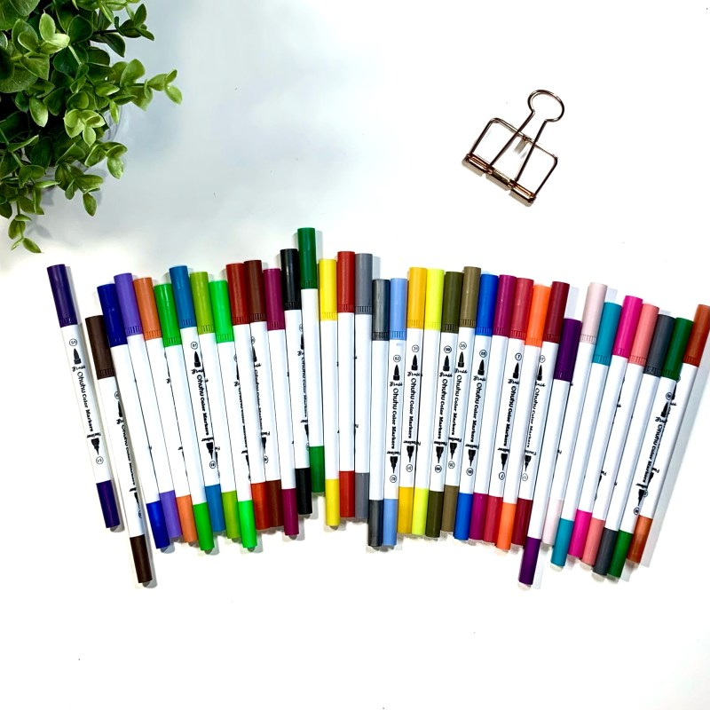 Ohuhu Brush Pen Review