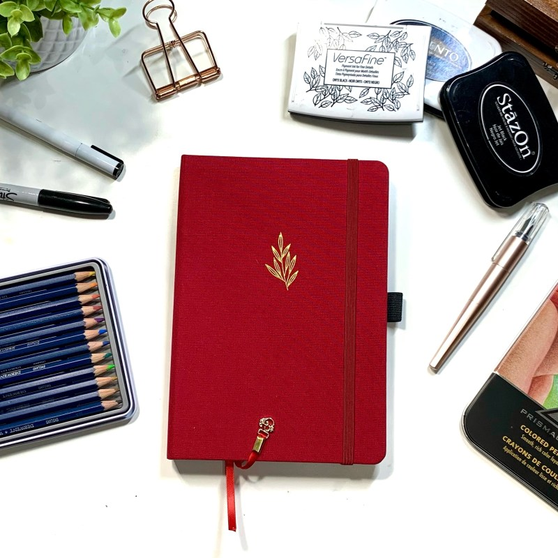 Archer & Olive Dot Grid Notebook Review