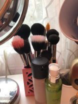 My face brushes