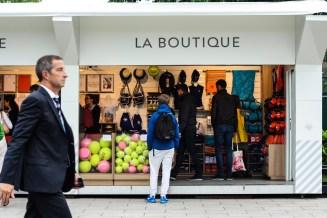 Roland Garros 2016: shopping
