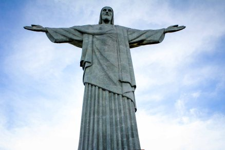 Cristo Redentor at its best