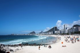 Beaches of Rio: Leme