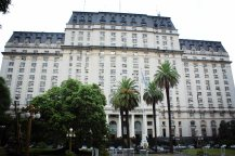 Ministry of Defence, Buenos Aires, Argentina
