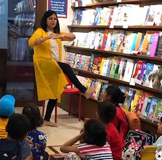 Kahani Tree bookstore
