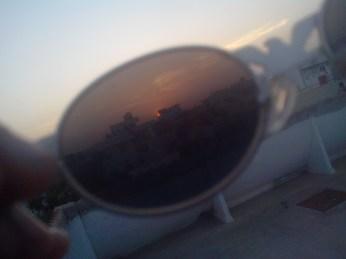 i see a sun spot ;)