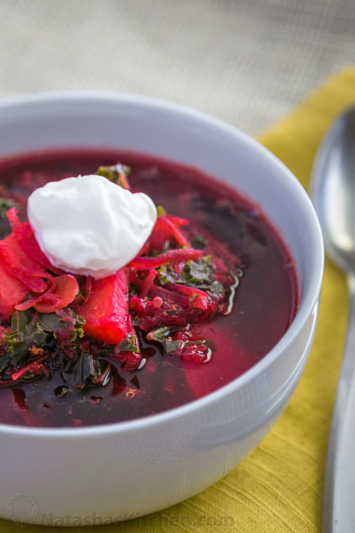 Easy Superfood Red Borsch Recipe  Natashas Kitchen