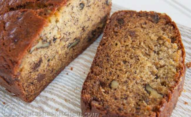 Banana Bread Recipe Video Natashaskitchen