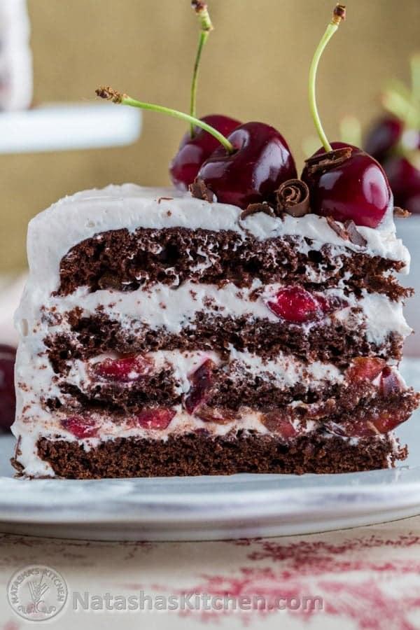 Dark Chocolate Rum Cheesecake