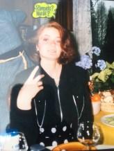 pasen 1991 donker haar