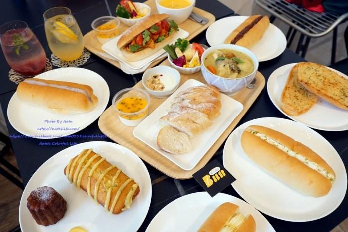 【美食♔台南安平區早午餐】I Bun菓子麵包。市府週邊美食!菓子軟法麵包料理,讓人一想再吃得早午餐