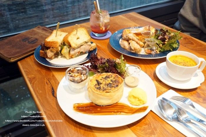 【美食♔台南安平區咖啡館】Corridor Café。以為是飯店?別有洞天的咖啡館,早午餐、輕食、甜食