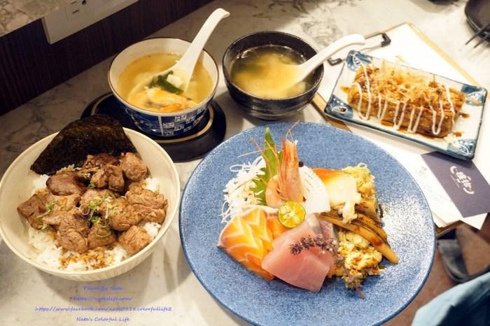 【美食♔台南新營區日式料理】樸拾 Pu Shi居酒屋。限量位子人多就只能排隊!刺身、生食、熟食丼飯、燒物、手卷