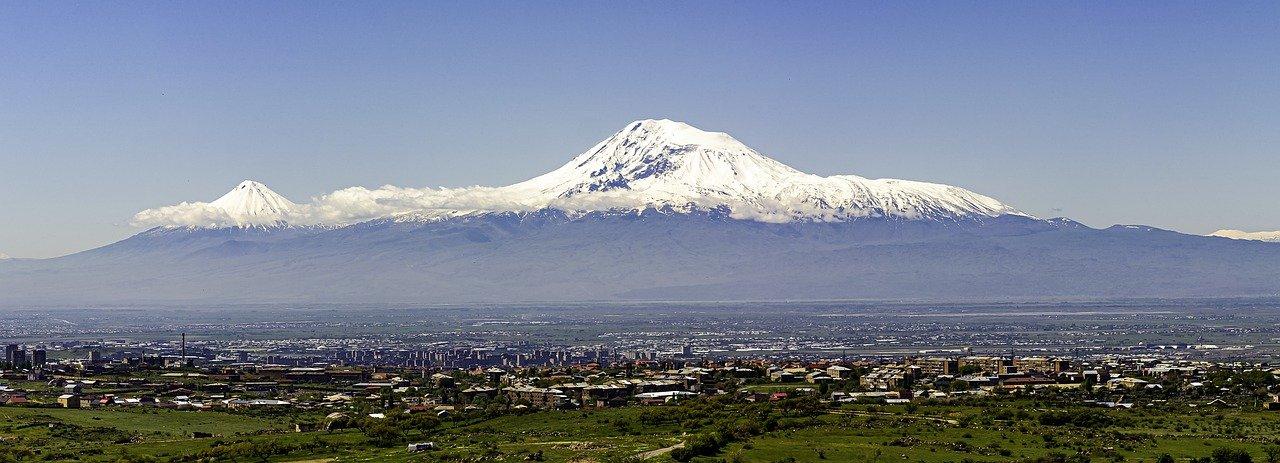 Armenië: geschiedenis ingeleverd