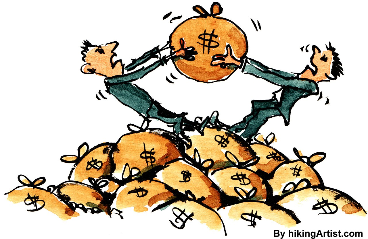 money-disagreement