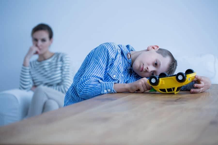 בעיית קשב וריכוז בקרב ילדים