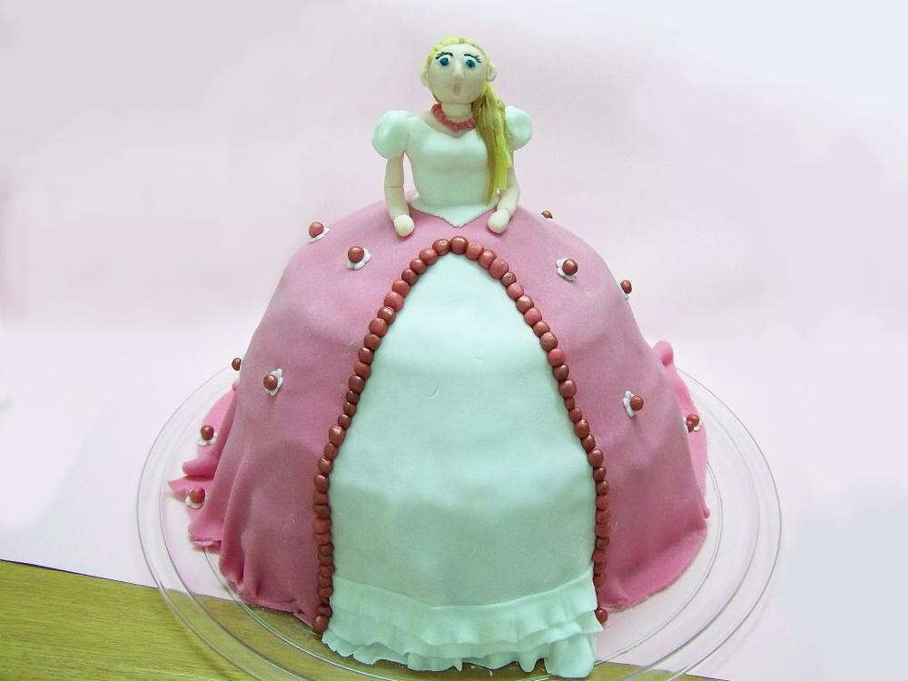 Pink cakes (2/2)