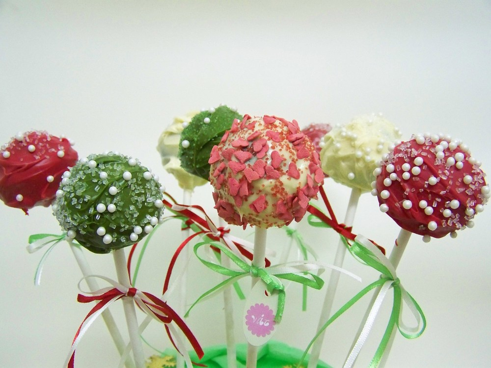 cake pops and truffles (1/4)