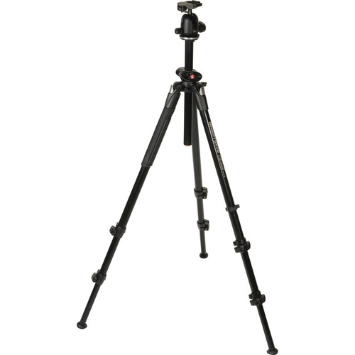Buy Manfrotto MK290DUA3-BHUS 290 Dual Aluminum Tripod with