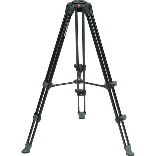 Buy Manfrotto MVH502A Fluid Head and MVT502AM Tripod with