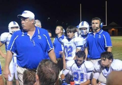 SMS-Aldredge as Coach
