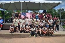 4th Place - Swamp Medics
