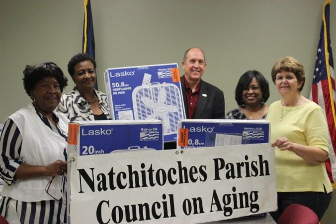 Natchitoches Parish COA