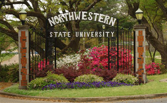Northwestern State University of Louisiana f